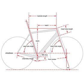 Cervelo R3 Ultegra - Bicicleta Carretera - azul